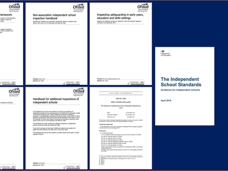 Independent Schools and Ofsted: Essential Reading