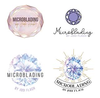 Microblading by Jodi Flach Logo Ideas 20