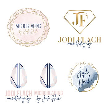 Microblading by Jodi Flach Logo Ideas-01