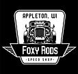 Foxy Rods Speed Shop Appleton, WI service and custom hotrods logo