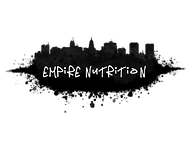 Empire Nutrition Logo Madison Wisconsin skyline painted