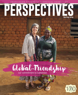 Perspectives magazine with 170th indicia