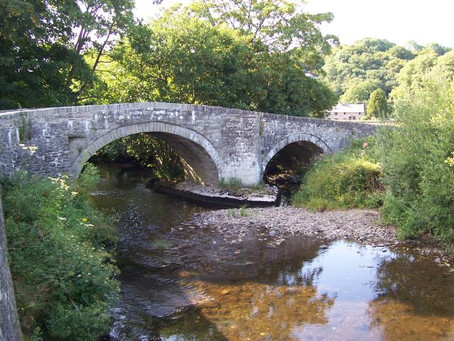 CLEAN rivers project on the Afon Nyfer