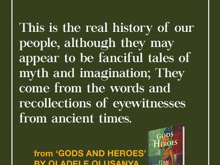 Mythology – the foundation of history