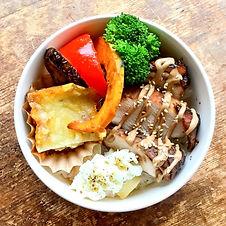 鶏しょうゆ麹弁当