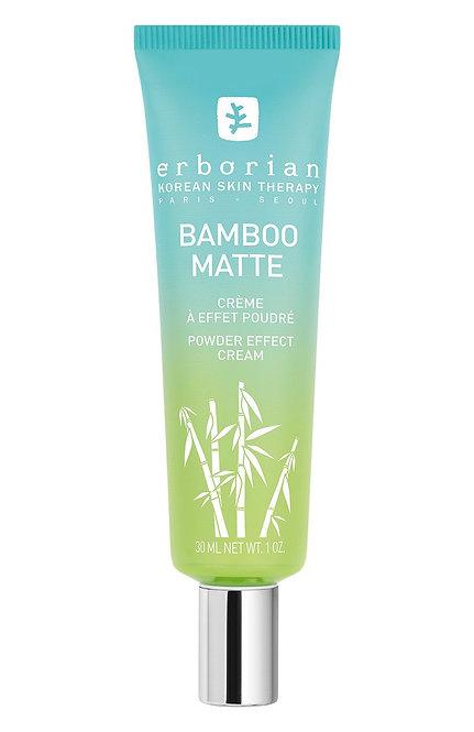 ERBORIAN, Крем для лица Bamboo Matte