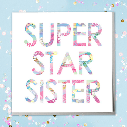 Sister greeting card m4hsunfo