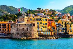 Rapallo dal mare