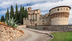 Brescia il Castello