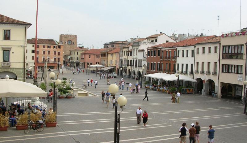 Mestre - Piazza Ferretto