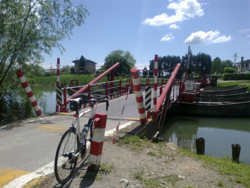 CapoSile Ponte di barche