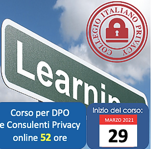Corso DPO _ Collegio Italiano Privacy.pn