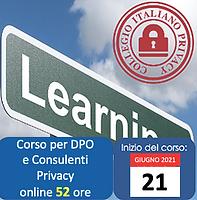 Corso per DPO e Consulenti Privacy _ Col