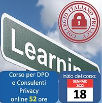 Corso per DPO e Consulenti Privacy | Collegio Italiano Privacy.png