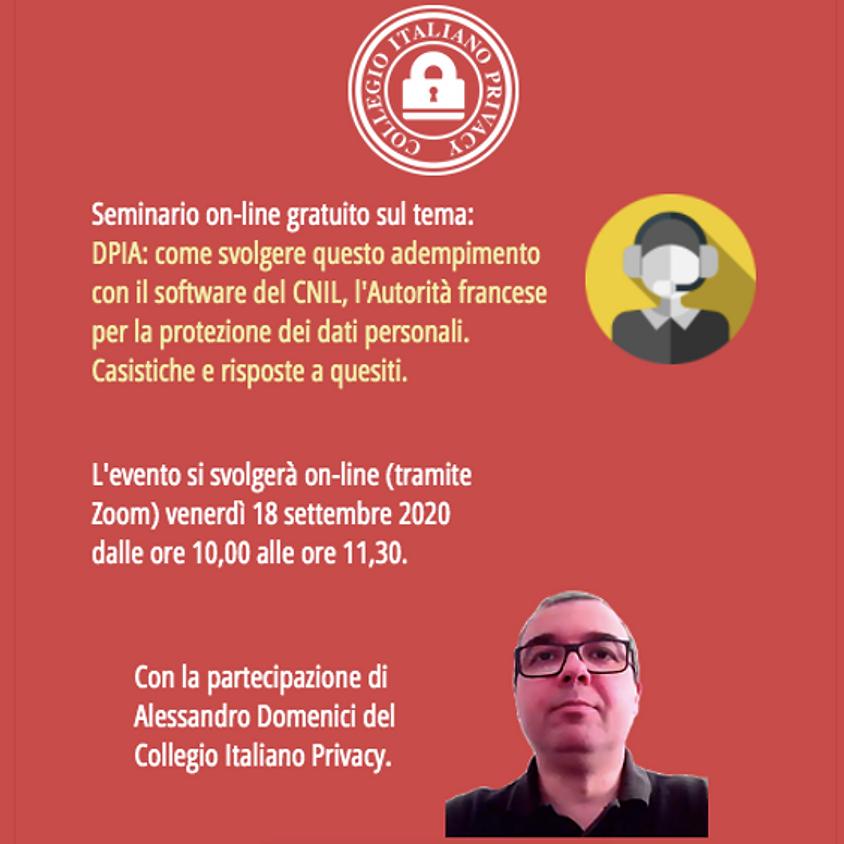 FRIDAY & PRIVACY by Collegio Italiano Privacy