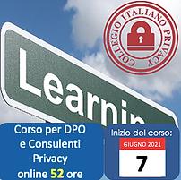 Corso per Consulenti Privacy e DPO | Col