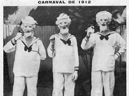 A folia suspensa no país do carnaval