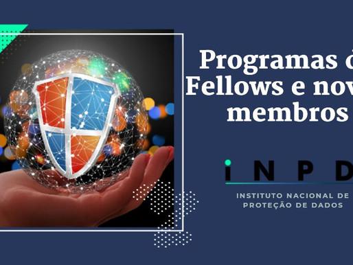 Programas de Fellows e de novos membros marcam o início das atividades do INPD em 2021
