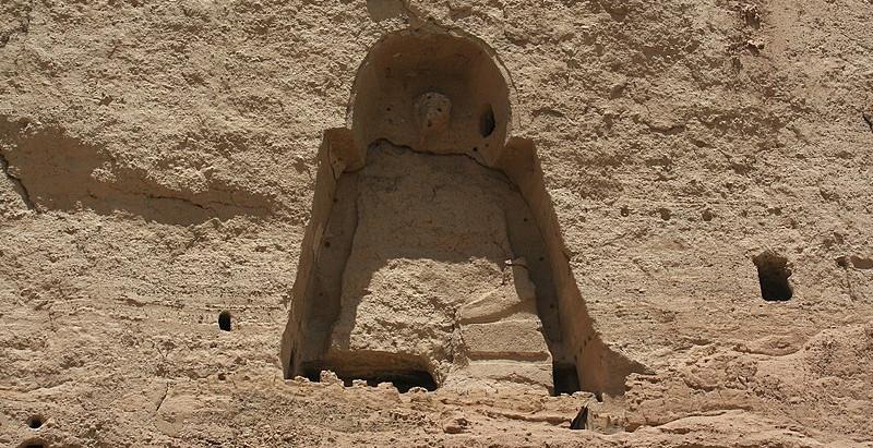 A destruição intencional do Patrimônio Cultural no Afeganistão