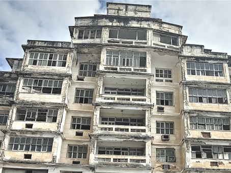 Edifício São Pedro e a triste sina do patrimônio cultural