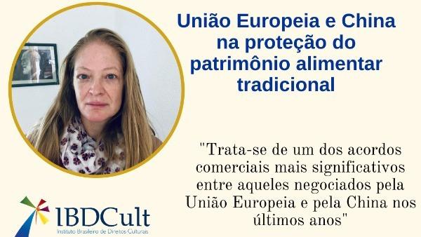 União Europeia e China na proteção do patrimônio alimentar tradicional