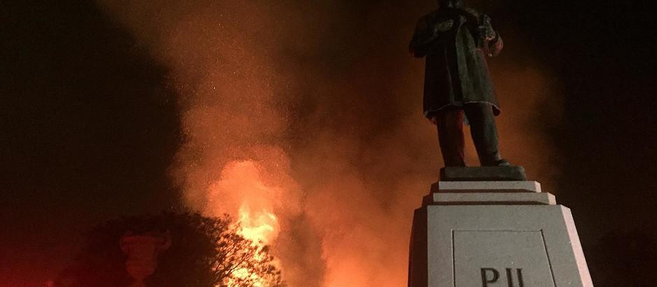 Memoricídio Nacional: Dois anos de uma tragédia histórica