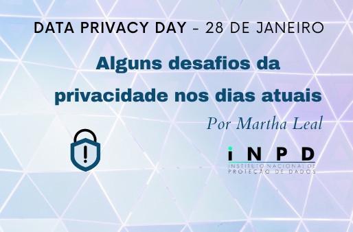 Alguns desafios da privacidade nos dias atuais