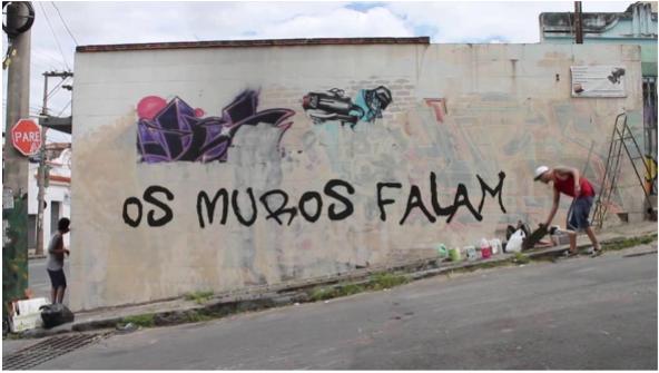 Grafite e pichação: Na corda bamba da ilicitude