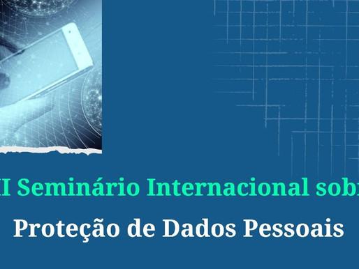 1º dia - III Seminário Internacional sobre Proteção de Dados Pessoais