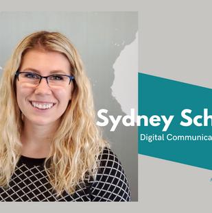 National Volunteer Month Spotlight: Sydney Schultz