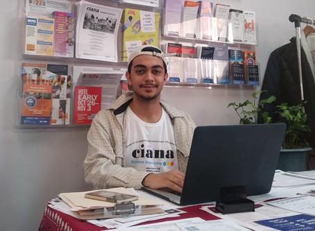 Meet the Census Team: Abdallah Alsafi