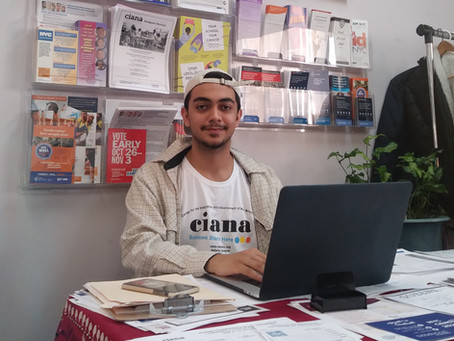 Meet the Census Team: Abdallah Alsafi
