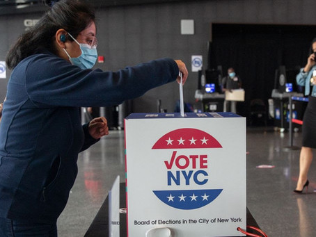 CIANA Explains: The NYC Primary Elections