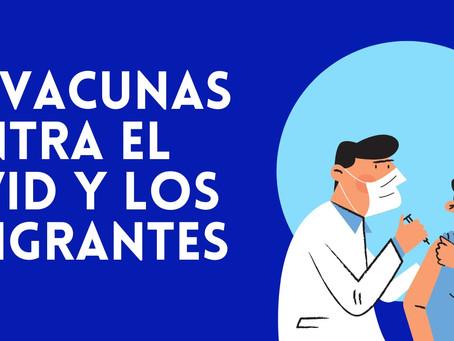 CIANA Explica: Las Vacunas contra el COVID and y la Comunidad de los Inmigrantes