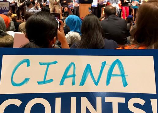 Census 2020 Kickoff Rally