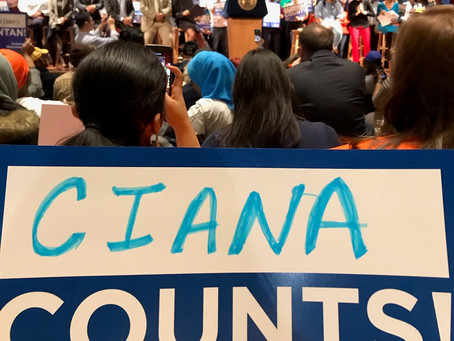 CIANA Joins Citywide Effort to Ensure a Fair and Complete Count in the 2020 Census