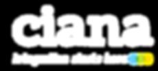 Official CIANA Logo 2018 white transpare