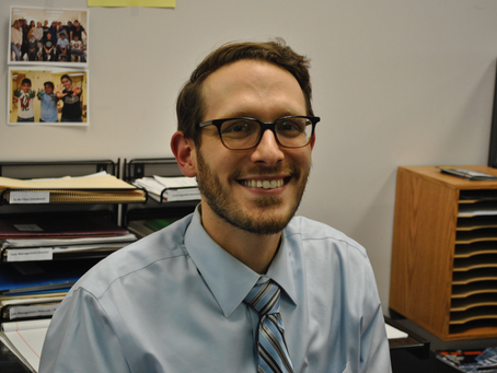Not Just a Quiet Advocate: Interview with CIANA Volunteer Tutor, Jeremy