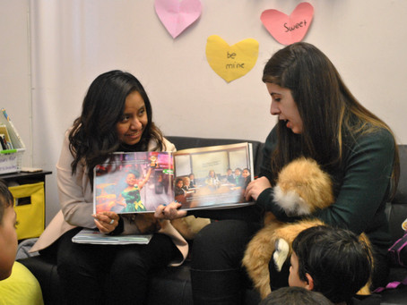 CIANA Launches Read-In Series