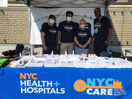 CIANA Hosts Back-to-School Day of Action in Astoria