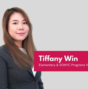 National Volunteer Month Spotlight: Tiffany Win