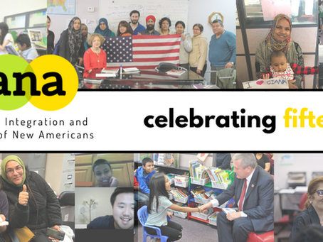 CIANA Marks 15 Years of Serving New Americans across New York