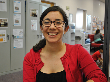 Bridging Worlds: Interview with CIANA Volunteer Tutor, Hannah