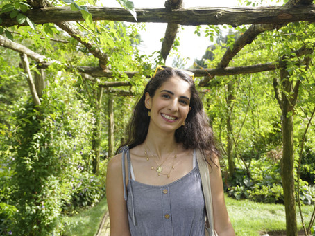 Countless Valuable Experiences: An Interview with Rozina Zeidan