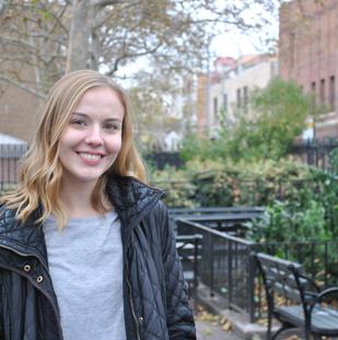 CIANA Staff Spotlight: Olivia Sztanga