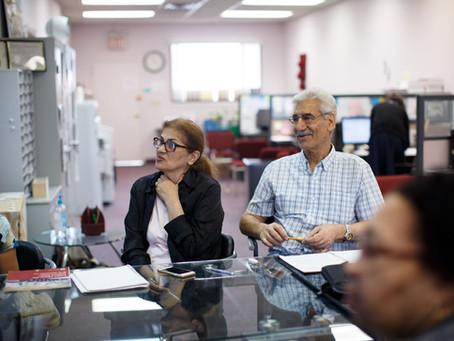 CIANA Client Spotlight: Abbas Khakpour and Zahra Rasouli
