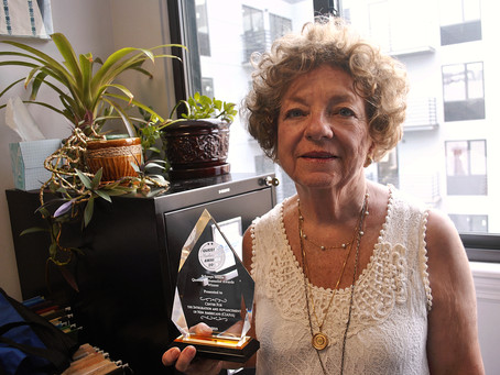 CIANA CEO and Founder Wins Award for Service to Community