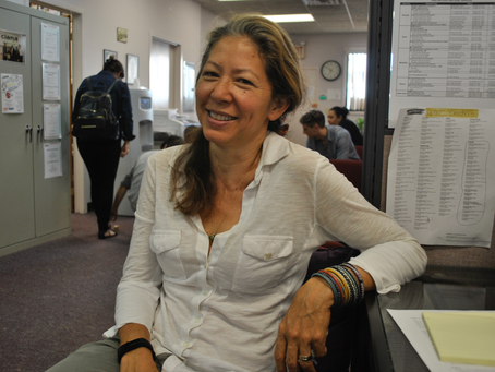 A Leader Guiding New Americans: Interview with CIANA Volunteer Tutor Coordinator, Mulan
