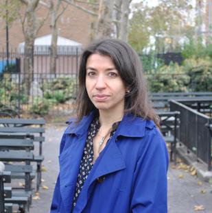 CIANA Staff Spotlight: Maria Eliades
