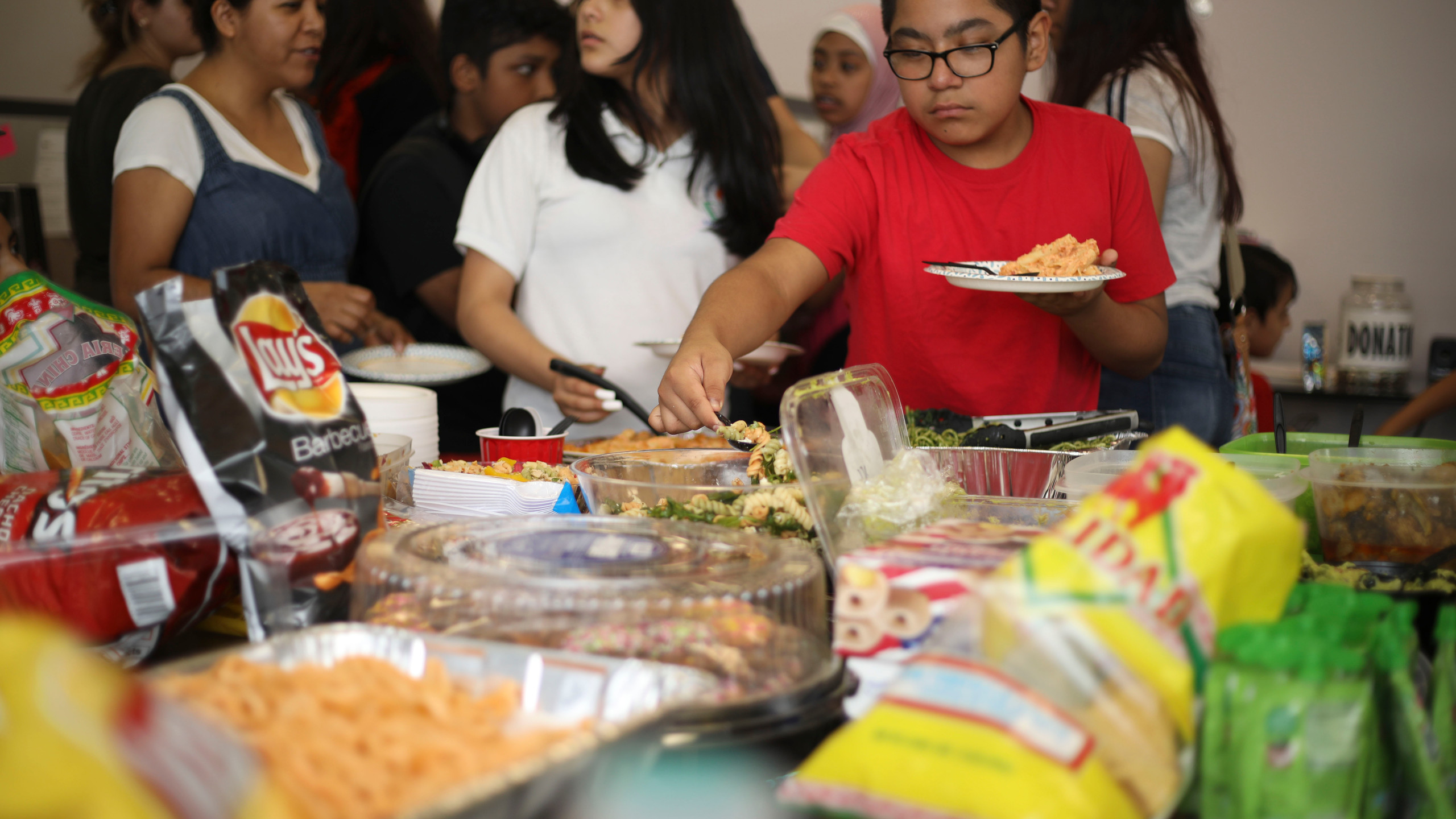 CIANA hosts end-of-year party
